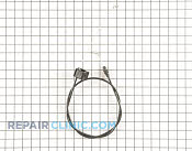 Brake Cable - Part # 1617210 Mfg Part # 115-4579
