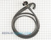 Drain Hose - Part # 1621567 Mfg Part # W10187809