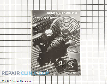 Engine Assessories Catalog E1953K          Main Product View