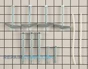 Hardware kit - Part # 1198341 Mfg Part # 5304456200