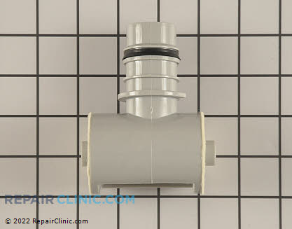 Connector-Vacuum 39973-2         Main Product View