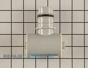 Connector-Vacuum - Part # 1638242 Mfg Part # 39973-2