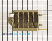 Ice Maker Mold and Heater - Part # 1448622 Mfg Part # W10122550