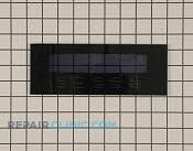 Dispenser Overlay - Part # 1334740 Mfg Part # 4890JD1110B