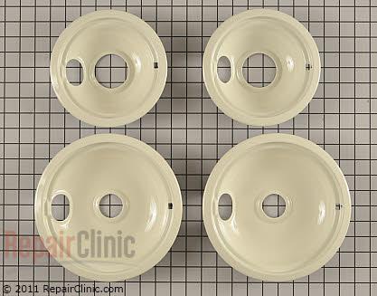 Burner Drip Bowl kit W10288050       Main Product View