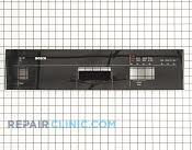 Control  Panel - Part # 536791 Mfg Part # 00351680