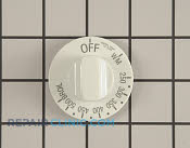 Thermostat Knob - Part # 1611338 Mfg Part # 1802A342