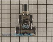 Brush Attachment - Part # 1617932 Mfg Part # 2031362