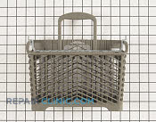 Silverware Basket - Part # 1547255 Mfg Part # W10199701