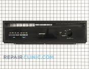 Control  Panel - Part # 771129 Mfg Part # WD34X10208