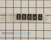 Button - Part # 935489 Mfg Part # 00182600