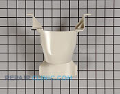 Dispenser Funnel Guide - Part # 1668477 Mfg Part # WR49X10229