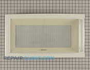 Microwave Oven Door - Part # 1311739 Mfg Part # 3581W1A352H