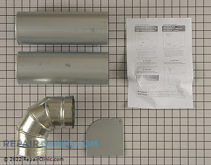 Side Venting Kit WE25X10015      Main Product View