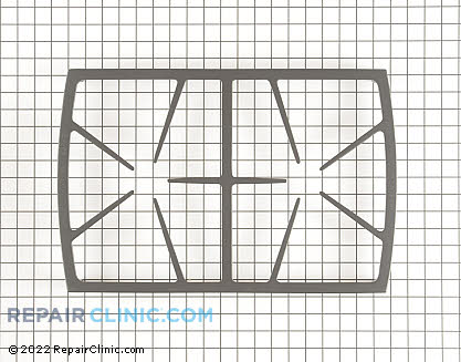 Burner Grate 72470SB Main Product View