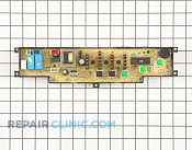User Control and Display Board - Part # 1569277 Mfg Part # WD-1870-23