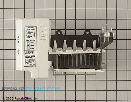 Ice Maker Assembly AEQ57518202     Main Product View