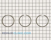Piston Ring Set - Part # 1610713 Mfg Part # 394959