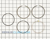 Piston Ring Set - Part # 1610486 Mfg Part # 48 108 01-S