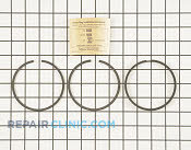 Piston Ring Set - Part # 1610793 Mfg Part # 495854
