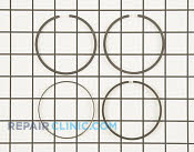 Piston Ring Set - Part # 1610810 Mfg Part # 498680