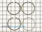 Piston Ring Set - Part # 1610828 Mfg Part # 499921