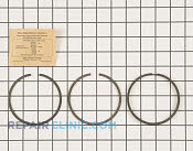 Piston Ring Set - Part # 1610829 Mfg Part # 499996