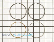 Piston Ring Set - Part # 1611249 Mfg Part # 795690