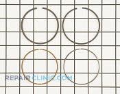 Piston Ring Set - Part # 1611249 Mfg Part # 795690