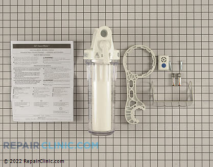 Water Filter GXWH20S Main Product View