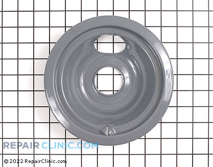6 Inch Burner Drip Bowl WB31T10012      Main Product View