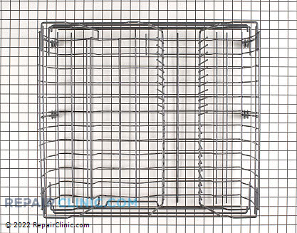 Upper Dishrack Assembly 8072885-36      Main Product View