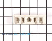 Ceramic Receptacle Block - Part # 245815 Mfg Part # WB17M9