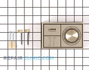 Thermostat - Part # 822003 Mfg Part # 157