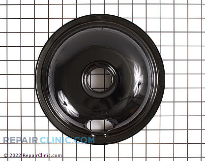 8 Inch Burner Drip Bowl 318067075       Main Product View