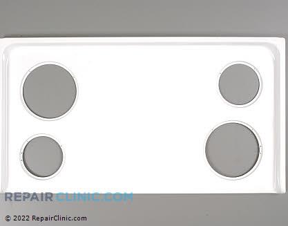 Metal Cooktop 08011961 Main Product View