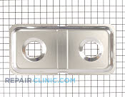 Burner Drip Pan - Part # 770180 Mfg Part # WB32K10016