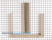 Window Side Curtain and Frame - Part # 382882 Mfg Part # 10659801