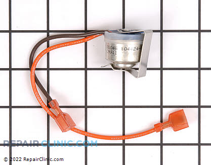 Defrost Thermostat 10442410        Main Product View