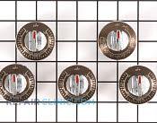 Knob, Dial & Button - Part # 1233857 Mfg Part # Y0050792