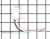 Light Socket - Part # 390066 Mfg Part # 1106832
