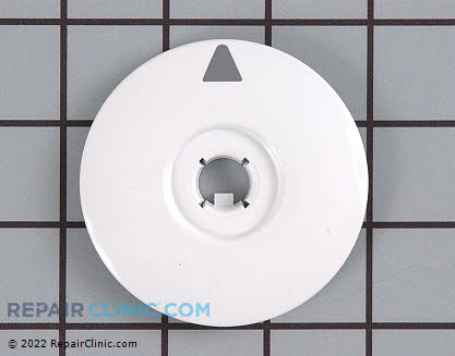 Timer Knob Plate WH11X10033 Main Product View