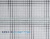 Glass Crisper Cover - Part # 817995 Mfg Part # 3500290