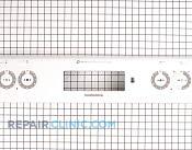 Control  Panel - Part # 703831 Mfg Part # 74003754