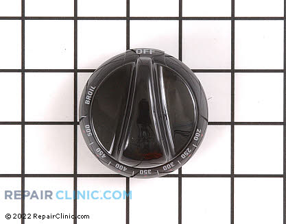 Thermostat Knob WB03K10037 Main Product View