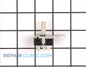 Heat Selector Switch - Part # 276463 Mfg Part # WE4M180