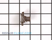 Glass Tray, Coupler & Support Roller - Part # 907983 Mfg Part # 4418D10032