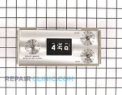 Circuit Board & Timer - Part # 709087 Mfg Part # 7601P009-60