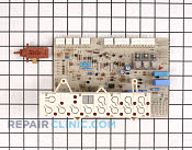 Main Control Board - Part # 908540 Mfg Part # 8801202