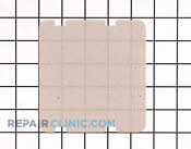 Waveguide Cover - Part # 1914062 Mfg Part # PCOVPA349WRE0